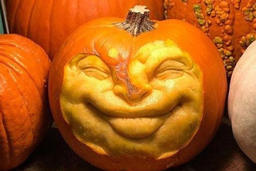 Scottsdale Quarter, Boo & Brew, pumpkin carving, Halloween