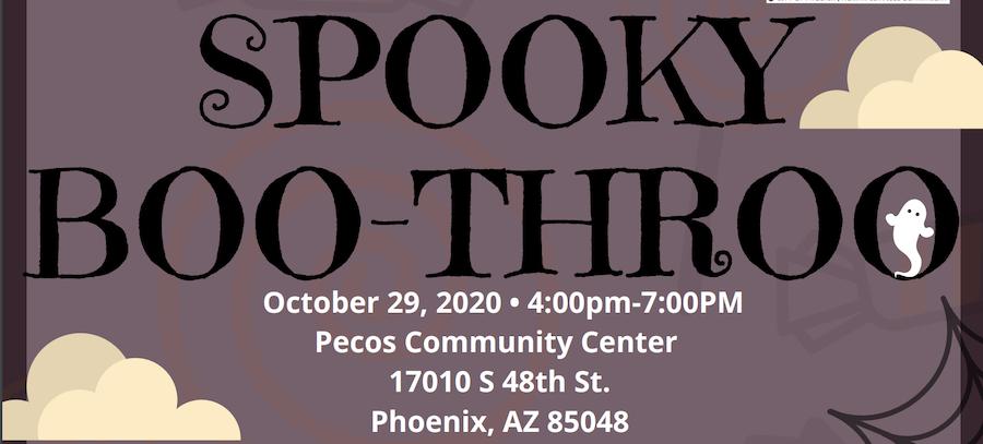 Free Halloween Events Phoenix 2020 PHOENIX   Spooky Boo Throo   Raising Arizona Kids Magazine