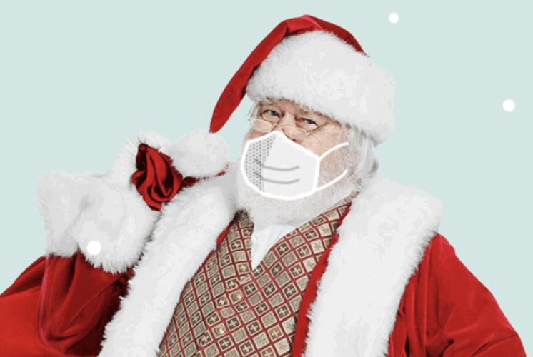 Santa photo Tempe
