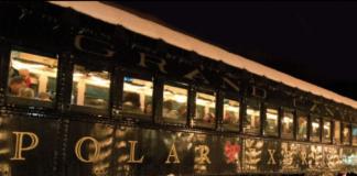 Grand Canyon Railway Polar Express