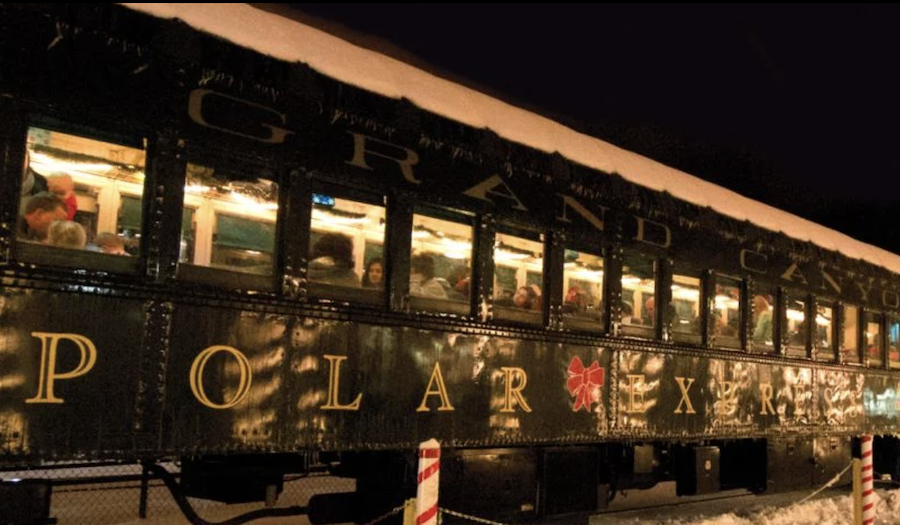Grand Canyon Railway Polar Express