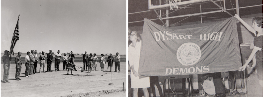 Dysart Unified Ground Breaking
