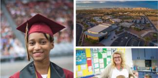Surprise, Glendale, El Mirage, public schools, Dysart Unified, Arizona Schools, centennial,