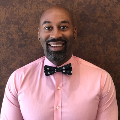 Kareem Neal, special education teacher at Maryvale High School in the Phoenix Union High School District and 2019 Arizona Teacher of the Year.