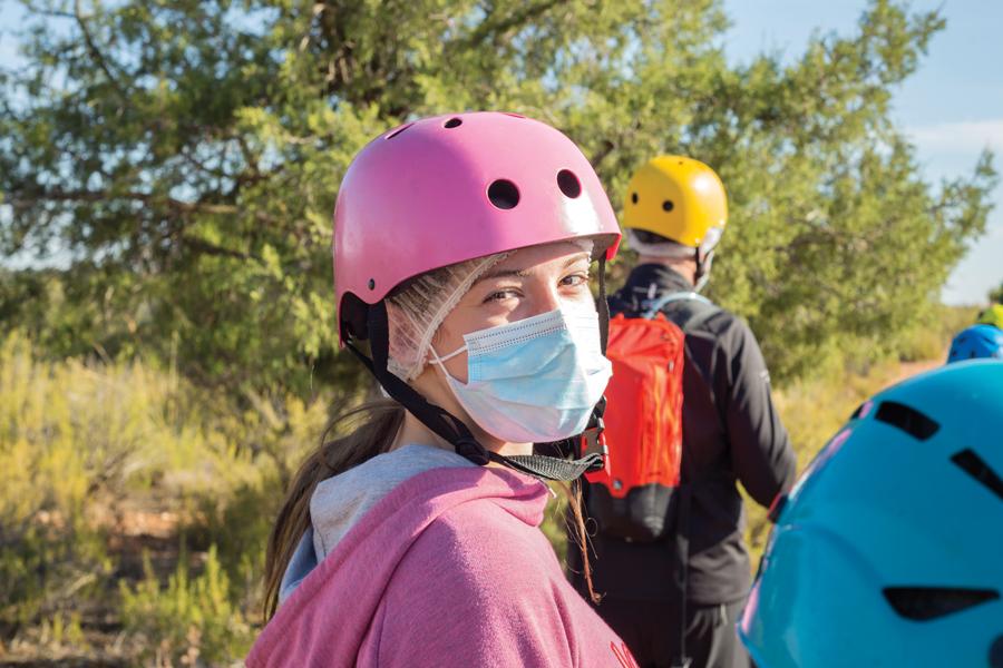 Safe summer camp experiences