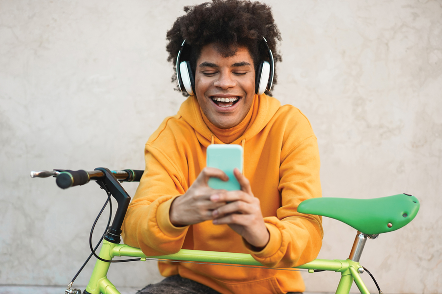 Teens mental health support