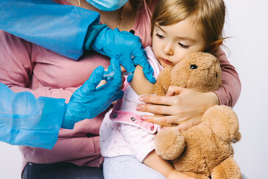COVID-19 vaccine kid trial