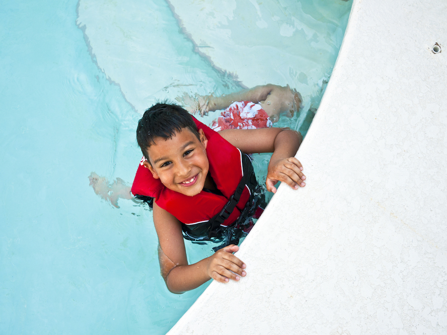 swimming, arizona, kids, swim safety, water safety, prevent drowning, drowning