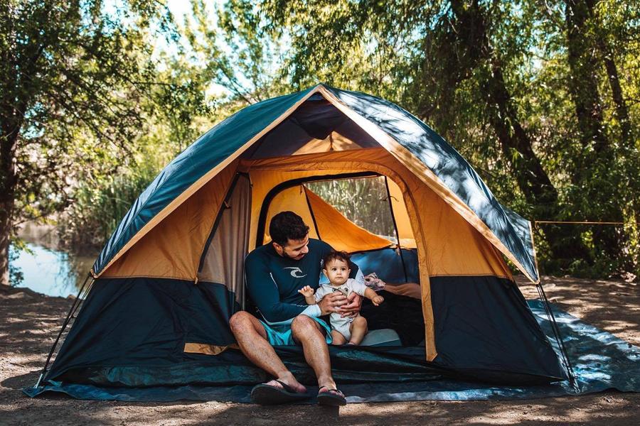 Arizona Family Campout Program