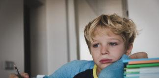 tired, after-school slump, daze, lack of energy