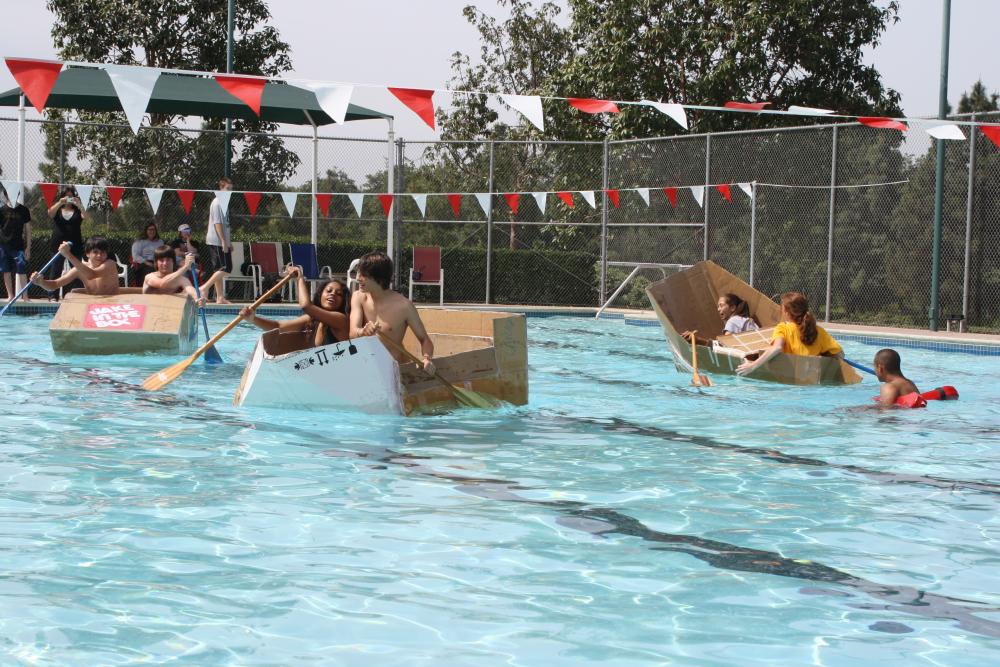 STEM proejct, float your boat